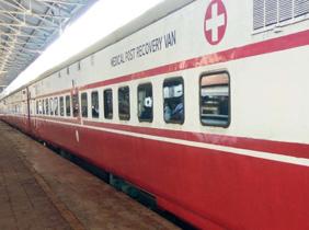 Train Ambulance